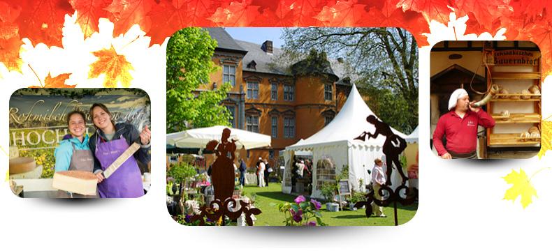 Herbstfestival 2016 bei Schloss Rheydt