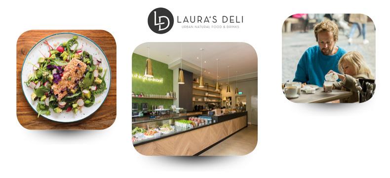 LAURA`S DELI – Contemporary Food Concept