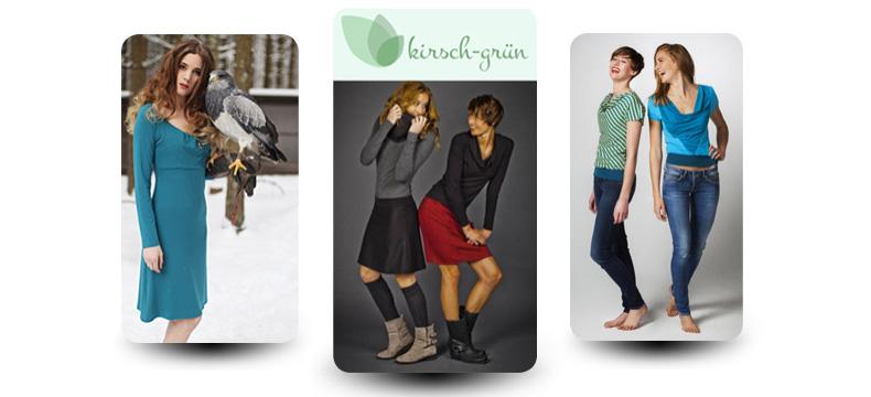 Kirschgrün – Kleidung für Dich gemacht