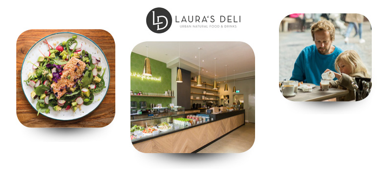 LAURA`S DELI – Contemporary Food Concept