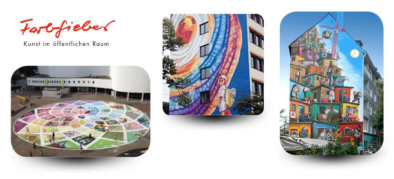 Wandbilder in der Region und Weltweit