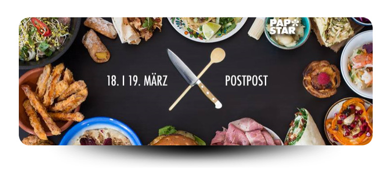Postpost Street-Food Festival 😋